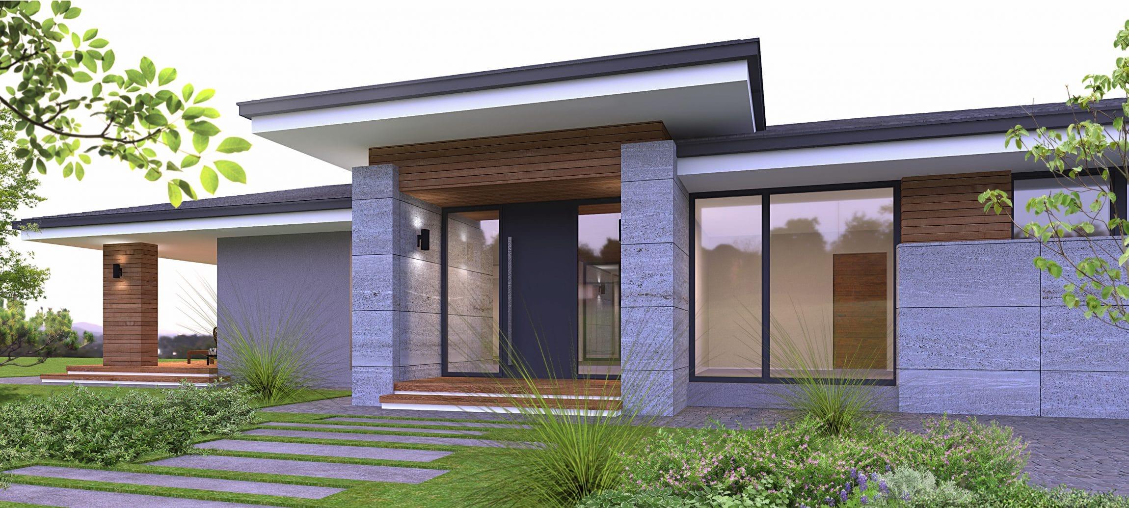 Casa parter 177mp - proiect arhitectura pentru autorizatie