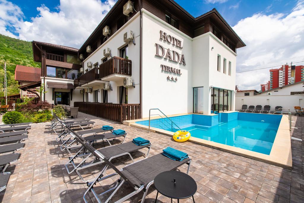Proiect hotel cu baza termala in Calimanesti, Cozia