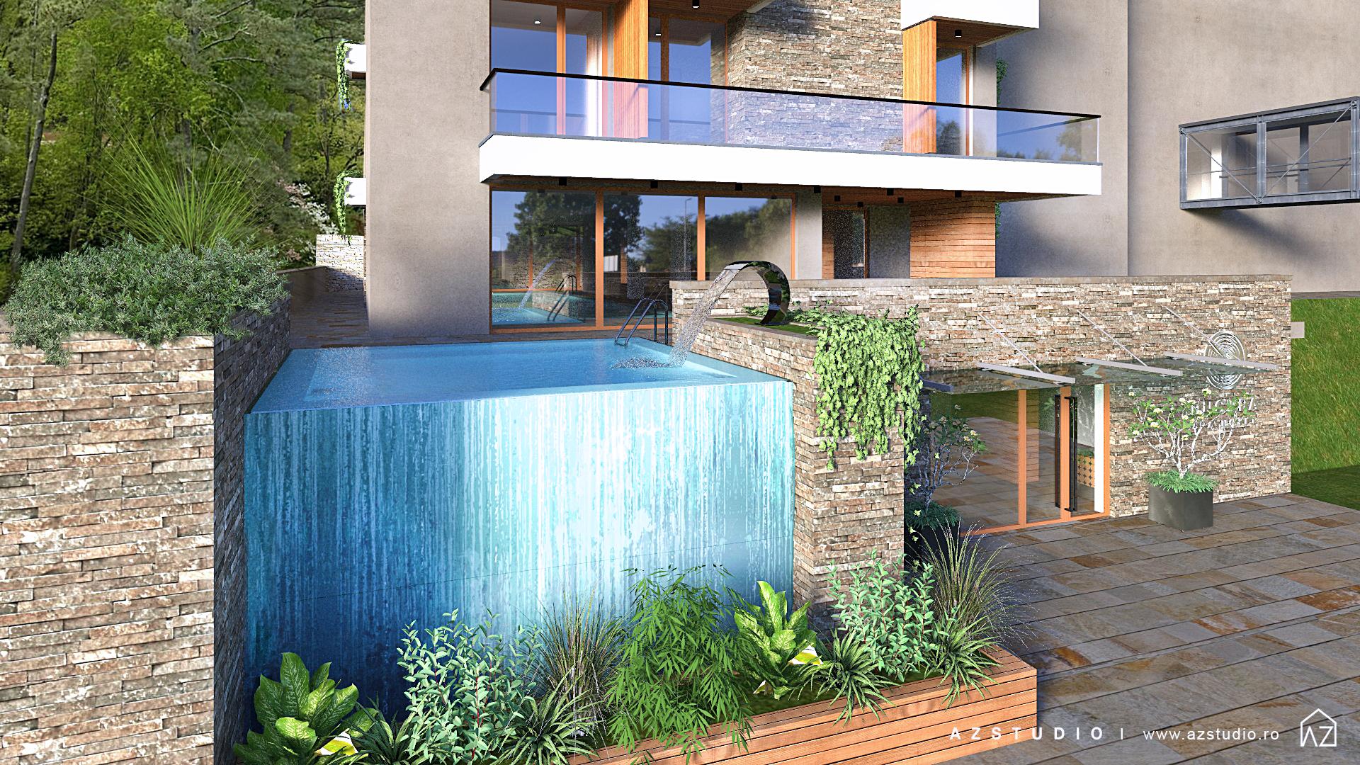 Proiect hotel cu SPA termal in Calimanesti, Valcea